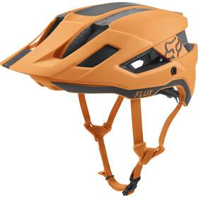 Fox Flux Rush Casco de bicicleta Hombre, atomic orange